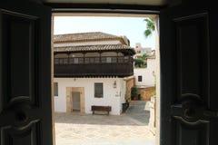 Pueblo intérieur Espanol Photos libres de droits