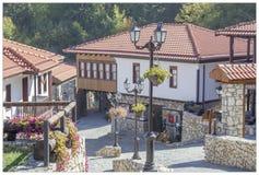 Pueblo macedónico 22 Foto de archivo libre de regalías