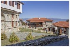 Pueblo macedónico 18 Fotos de archivo libres de regalías