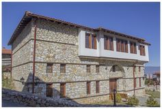 Pueblo macedónico 14 Fotos de archivo libres de regalías