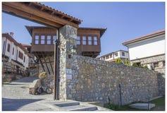 Pueblo macedónico 8 Imagen de archivo libre de regalías
