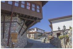 Pueblo macedónico 7 Imágenes de archivo libres de regalías
