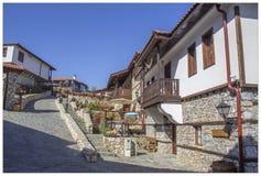 Pueblo macedónico 6 Imagen de archivo libre de regalías