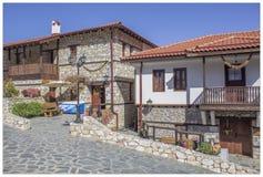 Pueblo macedónico 5 Foto de archivo libre de regalías