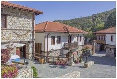 Pueblo macedónico 3 Foto de archivo libre de regalías