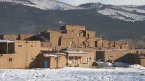 Pueblo New Mexico stock videobeelden