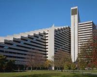 Pueblo olímpico, Montreal fotos de archivo libres de regalías
