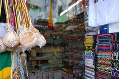 Pueblo Paisa Medellin de souvenirs de la Colombie Images libres de droits