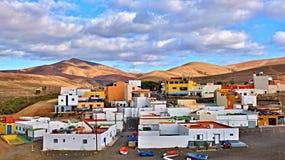 Pueblo pesquero de Ajuy Fotografía de archivo