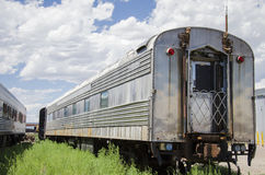 The Pueblo Railway Museum Royalty Free Stock Photos