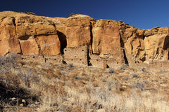 Pueblo-Ruinen lizenzfreie stockfotos