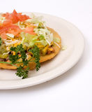 Pueblo taco Stock Photography