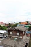 Pueblo tailandés viejo Fotos de archivo