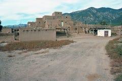 Pueblo Taos Royalty Free Stock Image