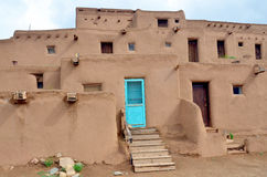 Pueblo of Taos Royalty Free Stock Images