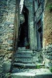 Pueblo viejo Imagenes de archivo