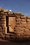 Puebloan Kiva Imagenes de archivo
