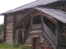 Pueblos abandonados imágenes de archivo libres de regalías