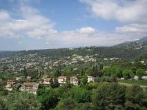 Pueblos de Provence Imágenes de archivo libres de regalías