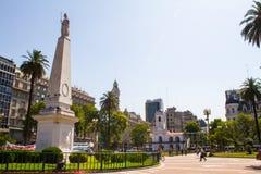 Puede ajustar Buenos Aires fotografía de archivo libre de regalías