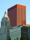 PUEDE centrar Chicago céntrica Fotografía de archivo libre de regalías