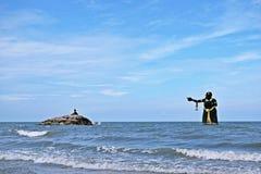 Puek Tian Beach Royalty Free Stock Photography