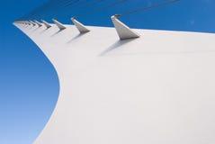 Puente #112 del reloj de sol Foto de archivo libre de regalías
