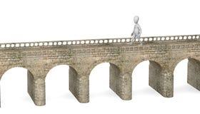 Puente stock de ilustración