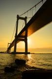 Puente 2 de Thuan Phuoc Imágenes de archivo libres de regalías