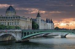 Puente. Fotografía de archivo libre de regalías