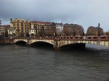 Puente Fotografia Stock
