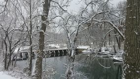 Puente Foto de archivo libre de regalías