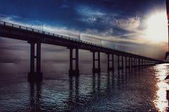 Puente Imagen de archivo libre de regalías