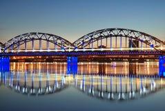 Puente. imagen de archivo