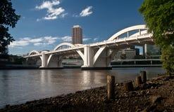 Puente alegre de Guillermo de Brisbane Fotografía de archivo libre de regalías