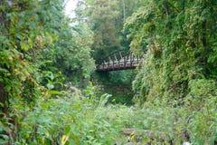 Puente arqueado Fotos de archivo