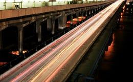 Puente auto Imagen de archivo