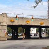 Puente bajo Imagen de archivo