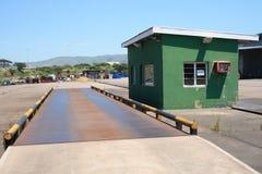 Puente basculante Imagen de archivo libre de regalías