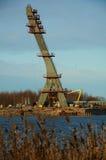 puente Cable-permanecido Fotos de archivo libres de regalías