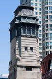 Puente Chicago de Salle del La Imagenes de archivo