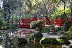 Puente chino Imágenes de archivo libres de regalías