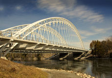 Puente conmemorativo de Vimy en Ottawa Ontario Canadá Foto de archivo