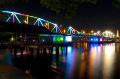 Puente conmemorativo fotos de archivo libres de regalías