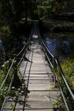 Puente contoneante Fotos de archivo