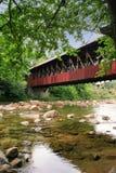 Puente cubierto Imágenes de archivo libres de regalías