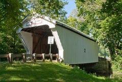 Puente cubierto de Warnke Imagen de archivo libre de regalías
