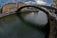 Puente de Ла Ribera Стоковые Изображения RF