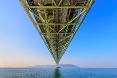 Puente de Akashi Kaikyo Imagenes de archivo