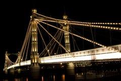 Puente de Albert Fotos de archivo libres de regalías